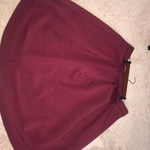 Plus size skirts